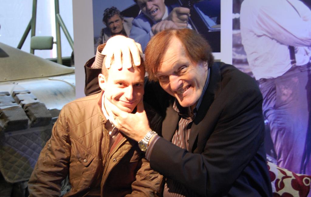 Richard Kiel møte