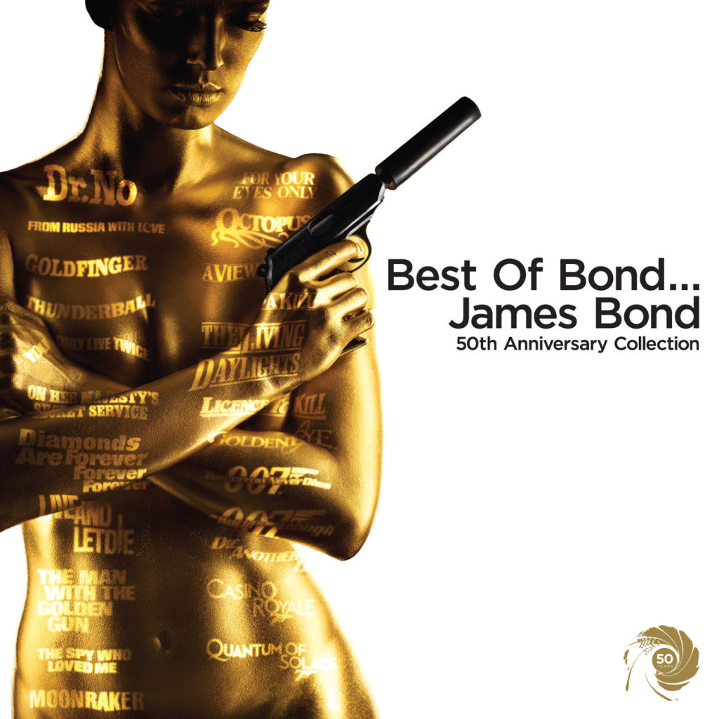 CAPITOL RECORDS JAMES BOND 50TH ANNIVERSARY