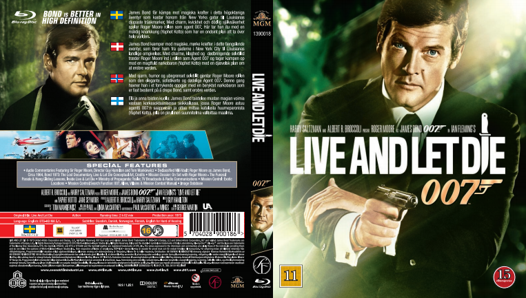 live and let die cover