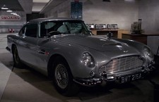 Aston Martin DB5 til salgs