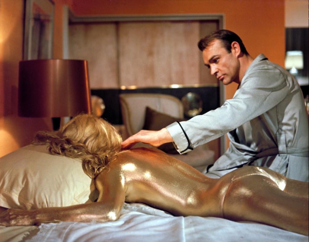 Billetter til gallavisning av «Goldfinger» 22. mai