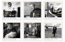 Guernsey Post celebrates Ian Fleming