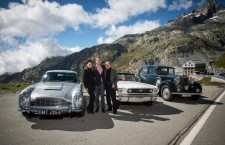 Feiring av «Goldfinger» i Sveits