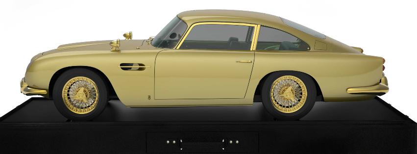 Ny gold bil