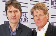 Bond-manusforfattere med TV-serie