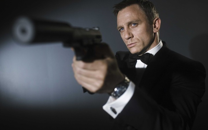 Daniel Craig returnerer som James Bond