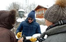 «SPECTRE»: Innspilling i Østerrike