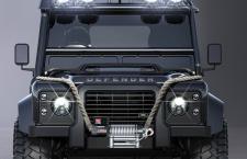 Jaguar Land Rover in «SPECTRE»