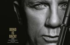 Bond pryder forsiden